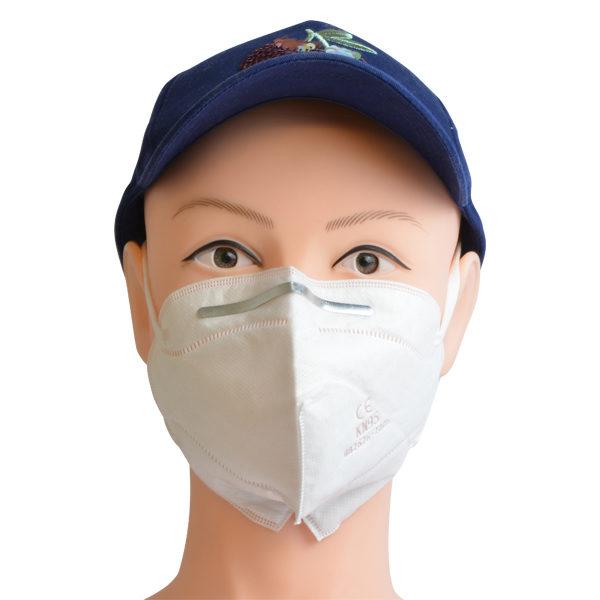 KN95 Mundschutzmaske ähnlich FFP2 für Risikogruppe