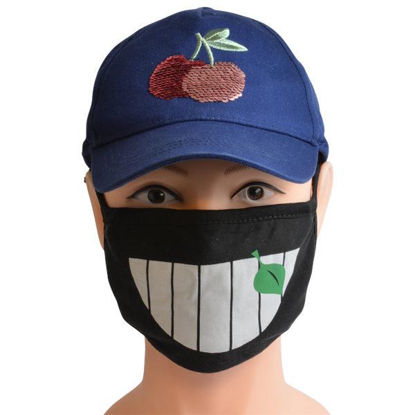Maske Big Smile