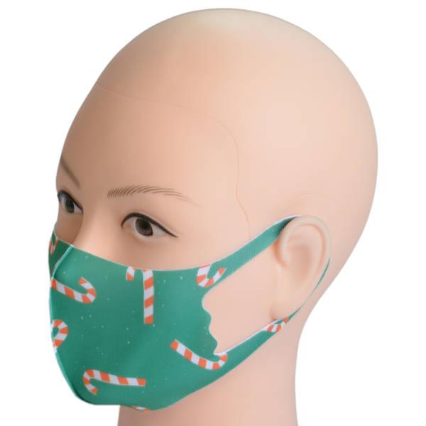 Mundnasen-Maske aus Stoff für Erwachsene | Weihnachten 2