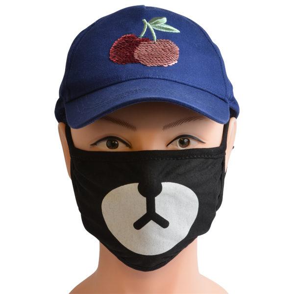 Mundschutzmaske Teddy Bear
