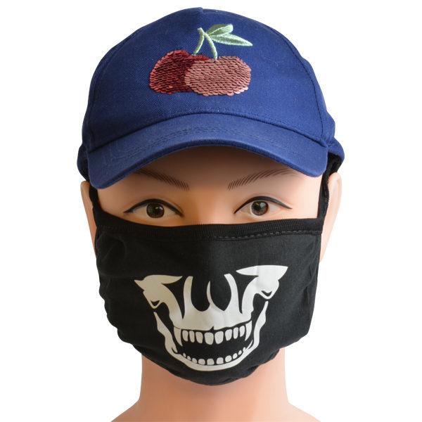 Skull-Maske