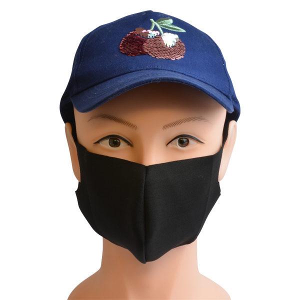 leichte Sommer-Mundschutzmaske