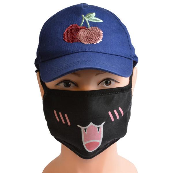 Maske Crazy Cat